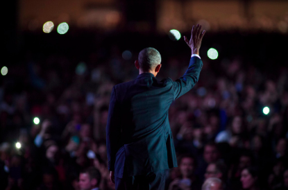 Obama Chigago