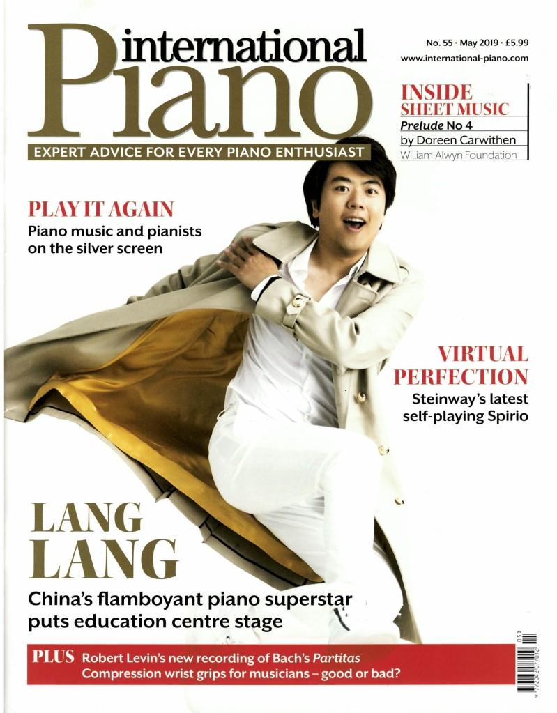 Lang Lang for International Piano