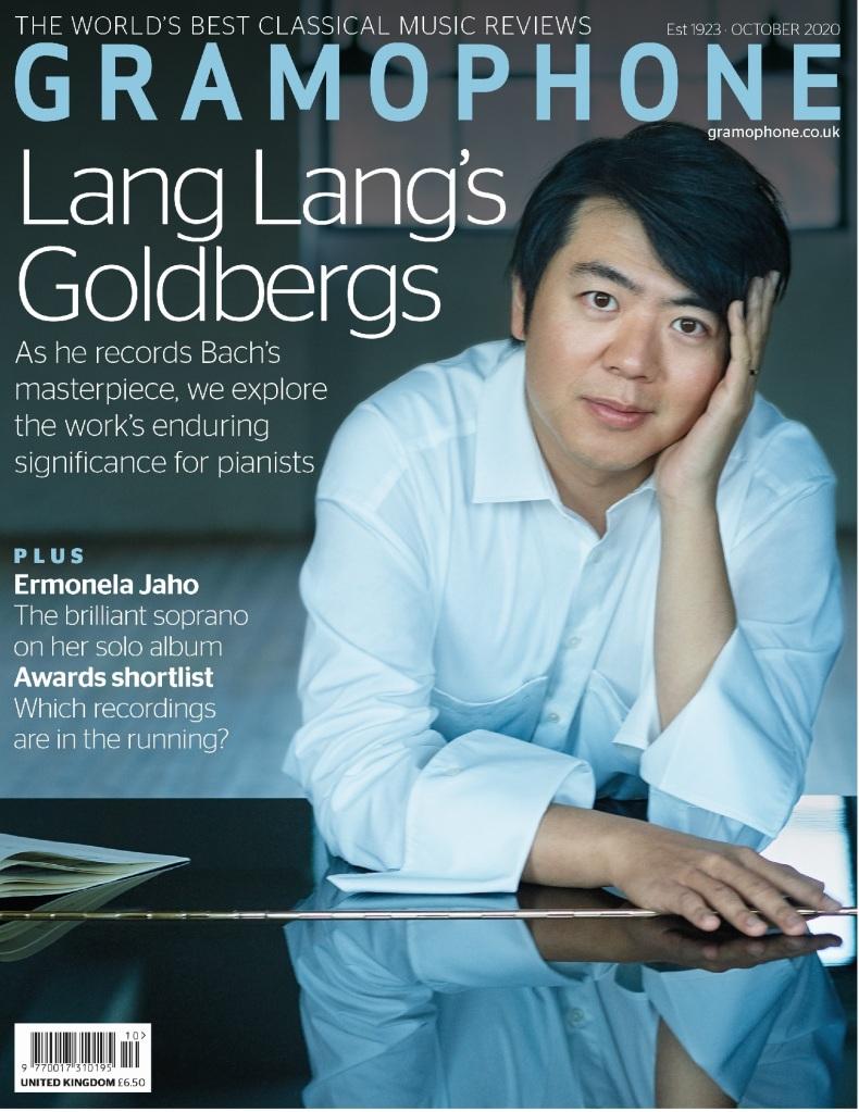 Lang Lang for Gramophone Magazine